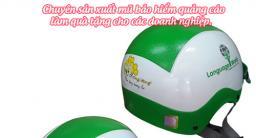 Mũ bảo hiểm quà tặng gía trị cuộc sống dành cho khách hàng