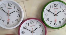 Đồng hồ quảng cáo giá trị nhỏ mang đến thương hiệu lớn
